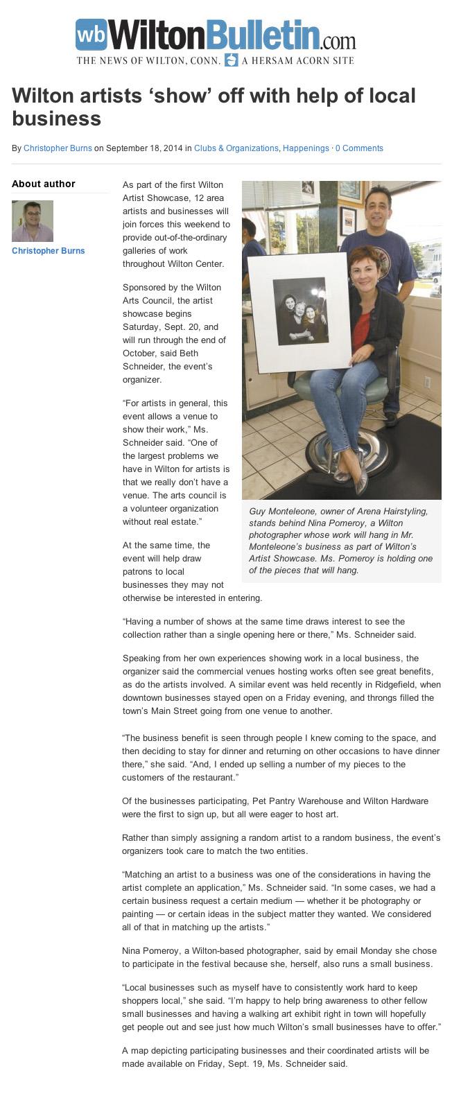 Westchester Photographer: ninapomeroy.com