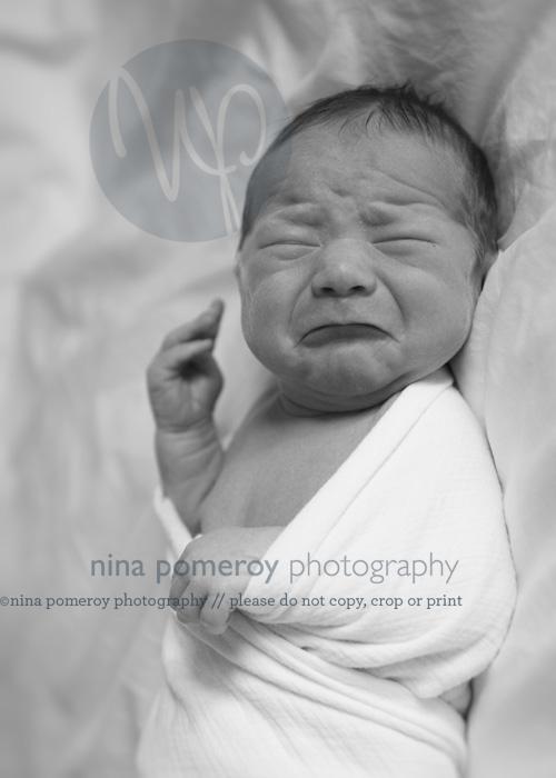 newborn frown ninapomeroy.com