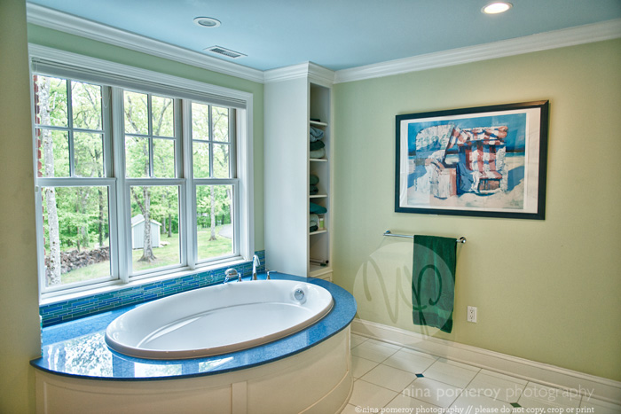 connecticut master bath interiors photography ninapomeroy.com