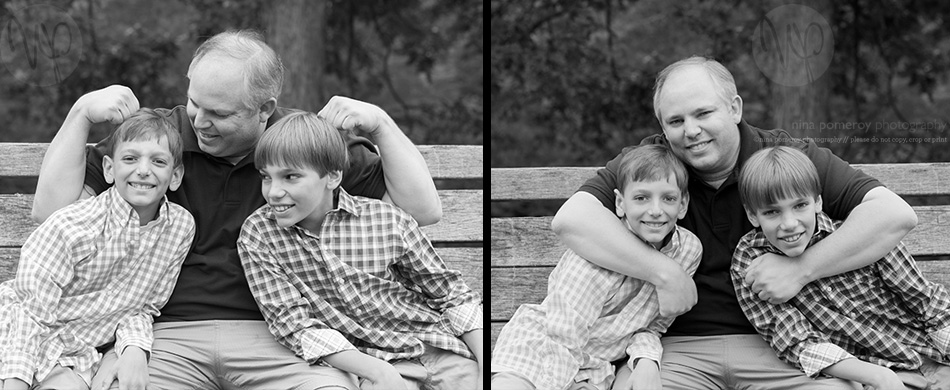 father and sons bw photos ninapomeroy.com