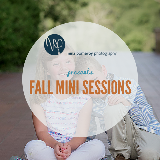 mini sessions fall ninapomeroy.com