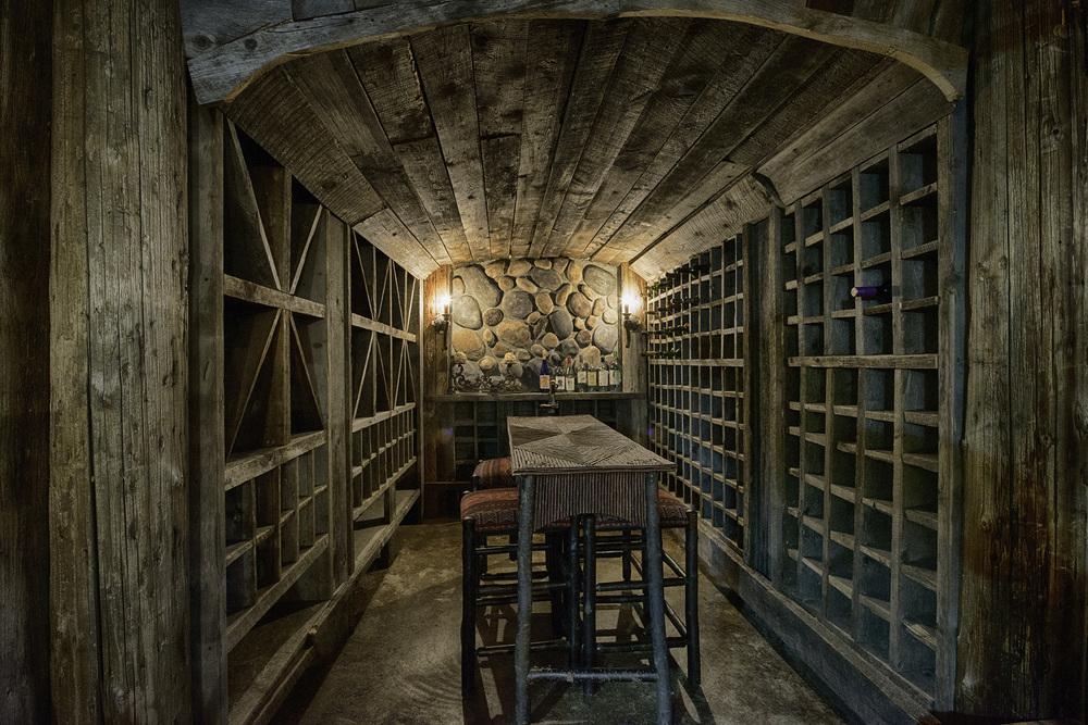 san ramon photographer residential realtor real estate custom designed wine cellar ©ninapomeroy.com