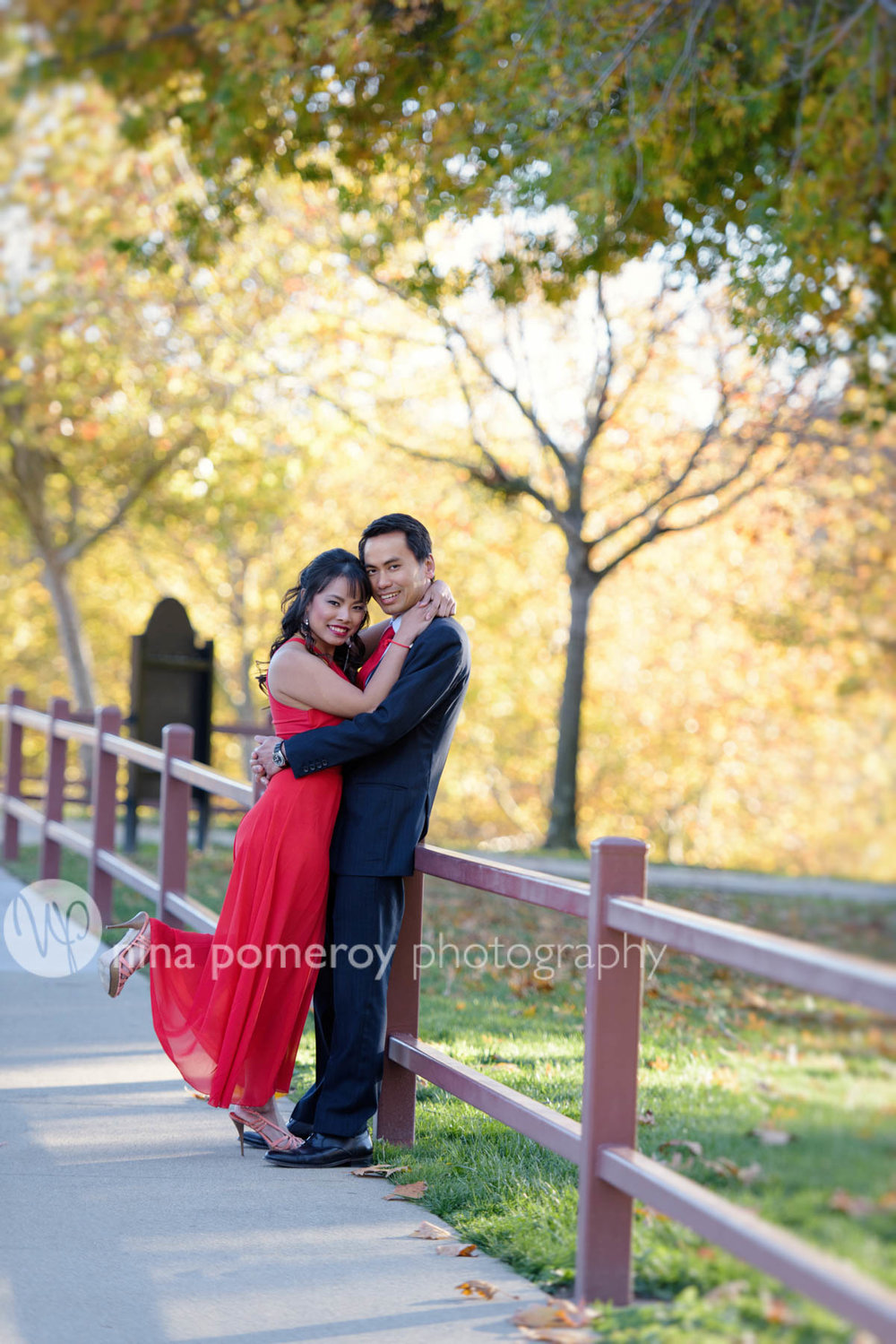 Lifestyle portrait session at local park in Bay Area by Nina Pomeroy Photography