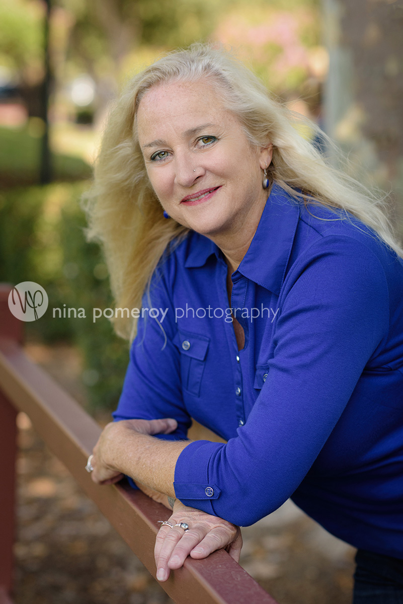 Danville Headshot Photographer Nina Pomeroy