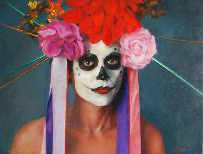 Remembering (Day of the dead)