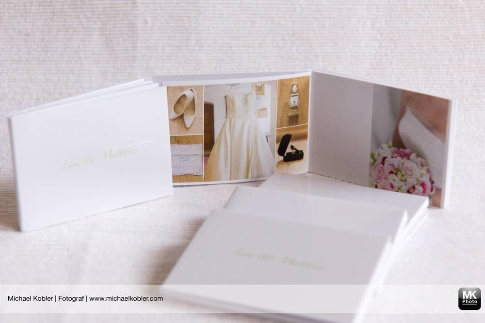 Mini-Hochzeitsalben