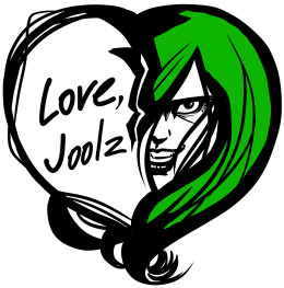 I'm the author of Love, Joolz, a slice of life comic about surfing and swearing.