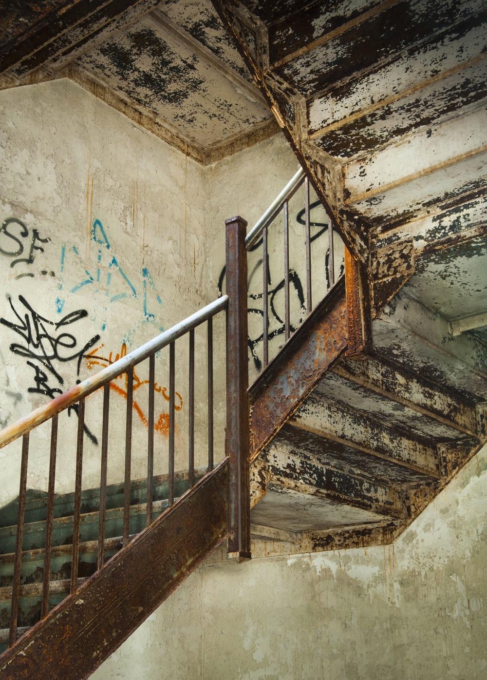 Boyce Stairwell