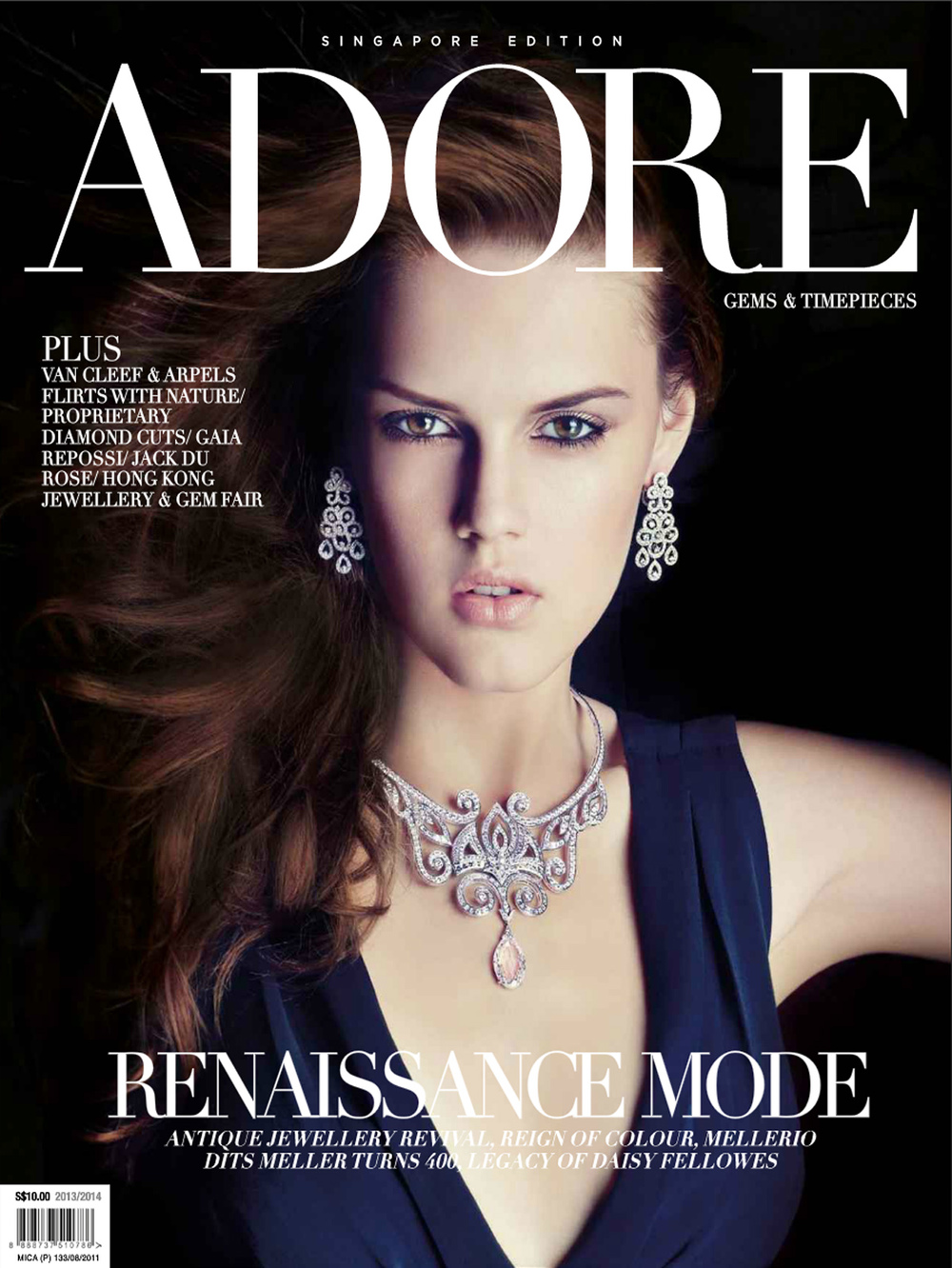 My Article in Adore Jewellery Magazine — Michael Abraham Gems