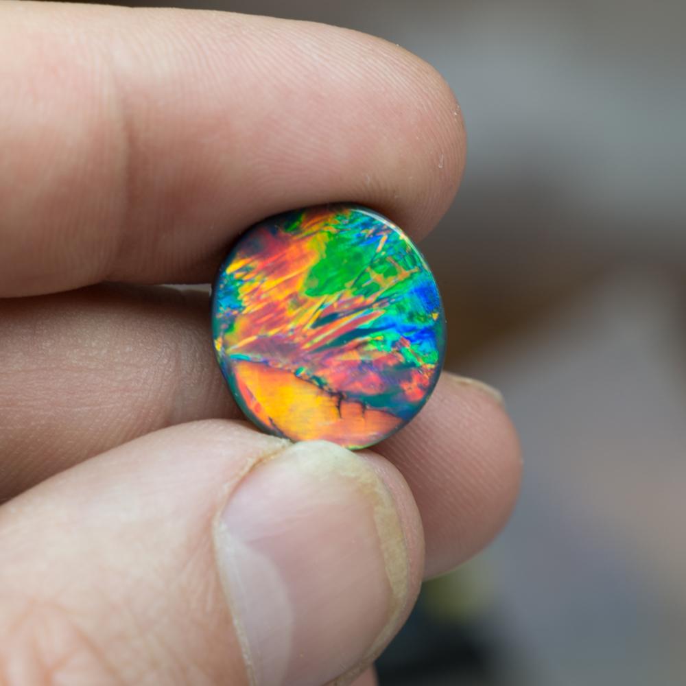Opal — Michael Abraham Gems