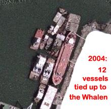 Whalen as EB dock 2004 w-caption.jpg