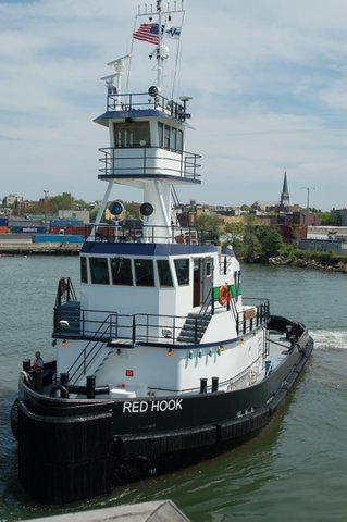 Vane Brothers tugboat RED HOOK