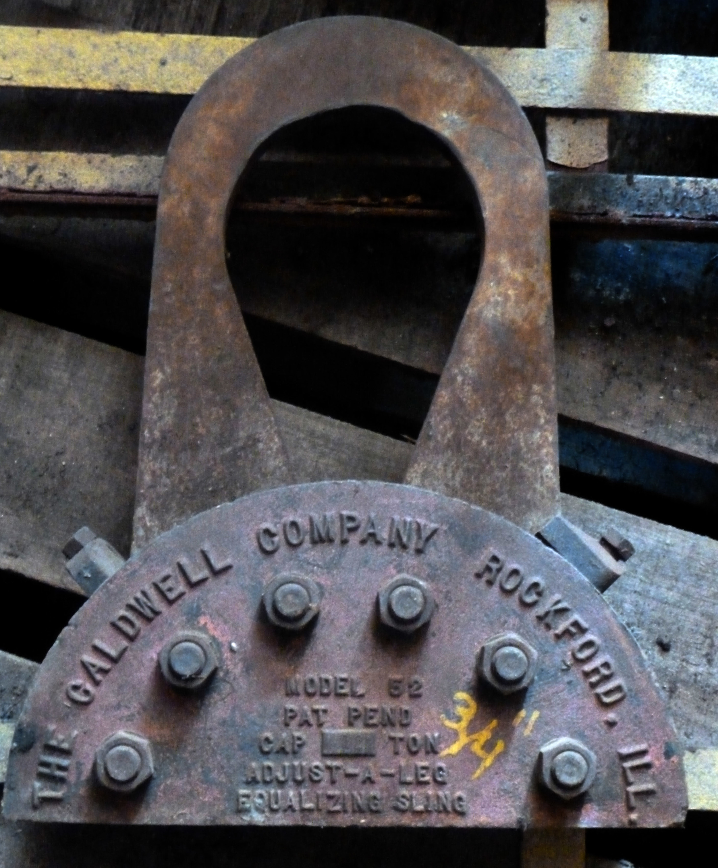Blog Portside Newyork Wire Baskets Besides 3 Edison System Diagram Further Vintage 4 Foot Tall Turnbuckles Shackles Of All Sizes Up To Multi Ton Lift Capacity Blocks Pulleys Weld On Cleats Pad Eyes