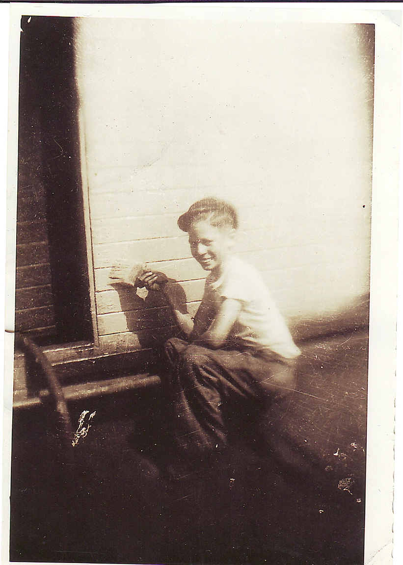 J. DonHorton 1945  Paintng barge.jpg