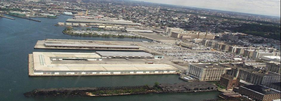 EDC photo of south brooklyn marine terminal (sbmt)