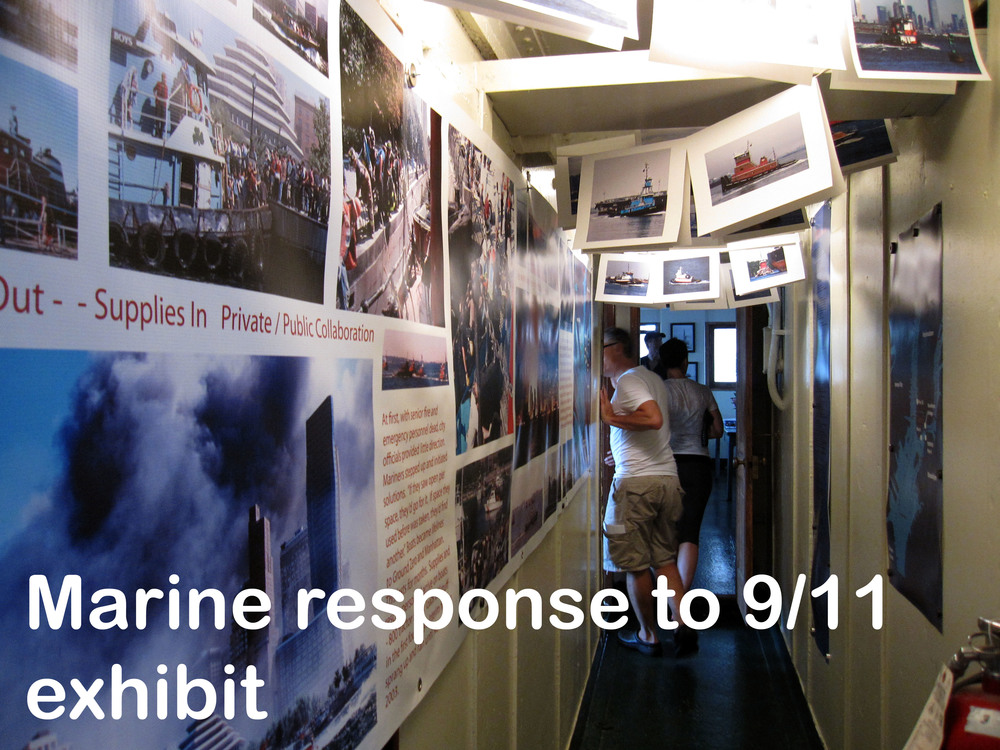 Marine 9-11 exhibit hallway w-caption.jpg