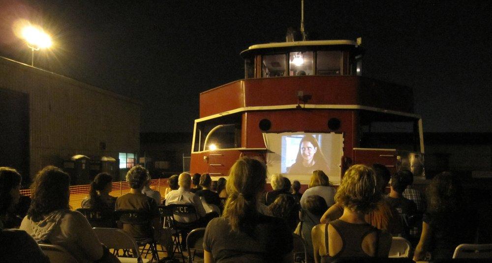 film screening (c) carolina salguero 2010