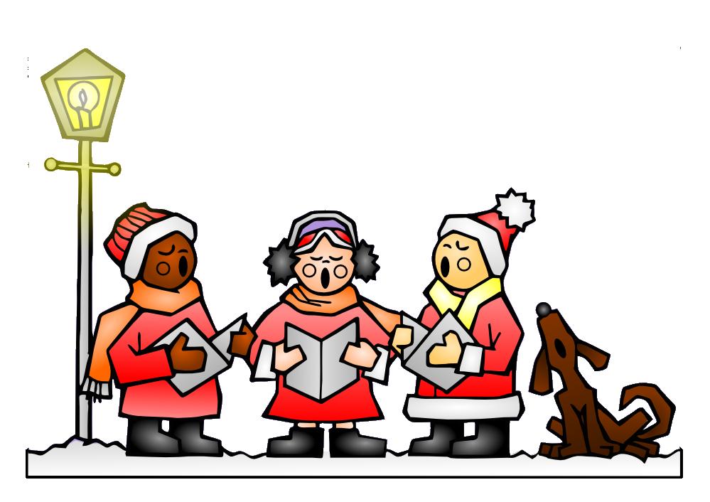 Christmas Caroling Images.Christmas Caroling In Red Hook Portside Newyork