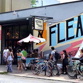 artists&fleas