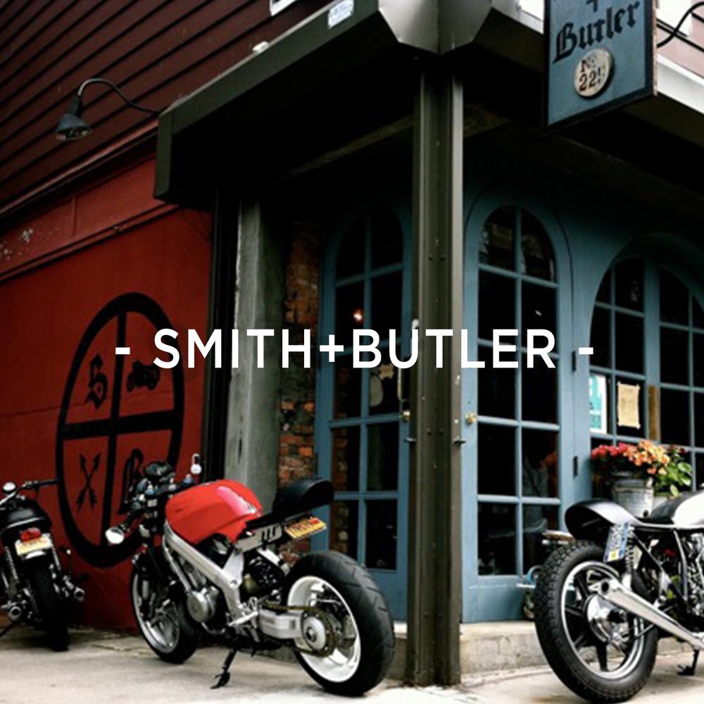 SMITH + BUTLER