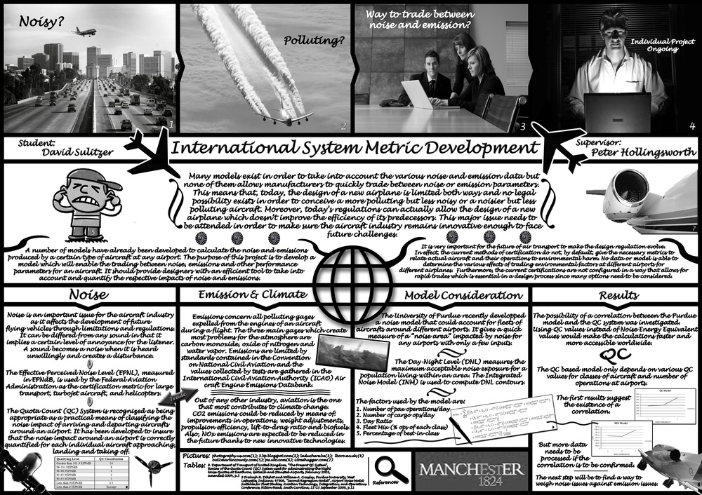 International System Metric Development