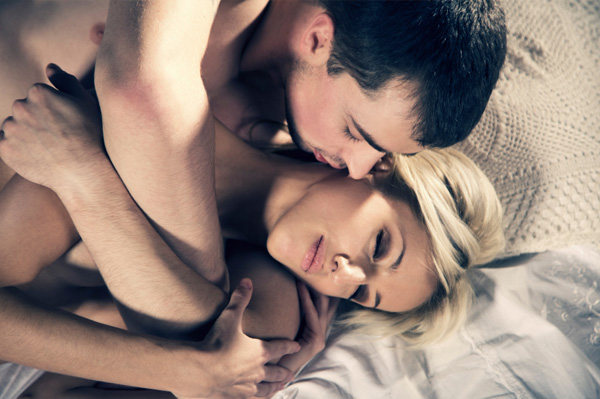 Sexy romantic images of couples