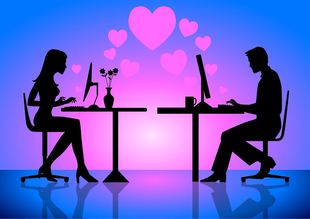 what to say to someone on an online dating website