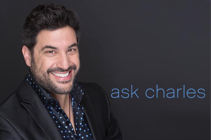 Ask Charles: