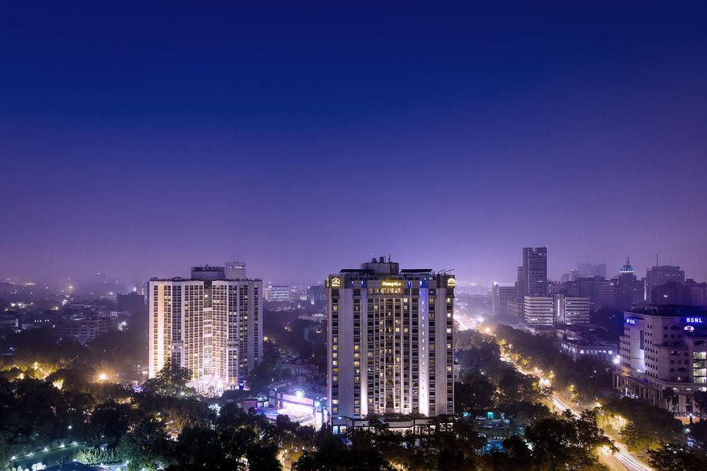 2015. INDIA. DELHI.General overview image, Delhi, India.Foto: Gustav Mårtensson / ABB