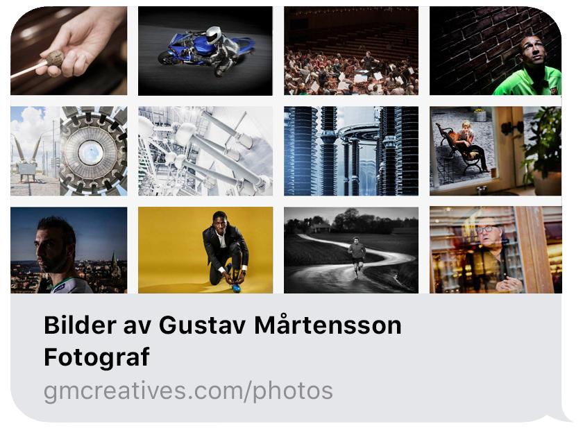 Bilder av Gustav