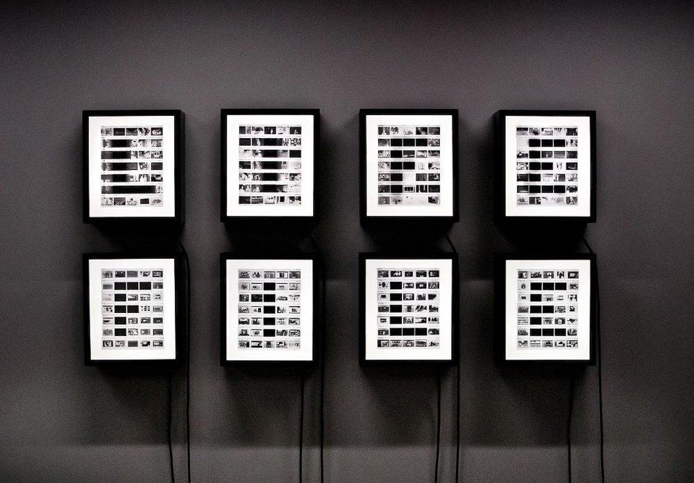 """""""Life / File"""" , 2013, Amedeo Abello & Federico Morando. Installation at Palazzo Carminati, Venezia. Finalist at Aesthetica Art Prize 2014 Selected for Atelier Bevilacqua La Masa Finalist at Carlo Bonatto Minella Prize"""