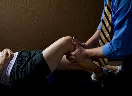 Knee Adjustment