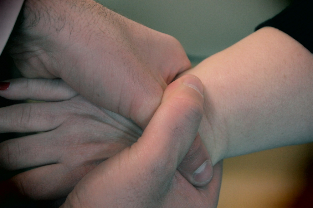 Naperville Chiropractor Wrist Adjustment