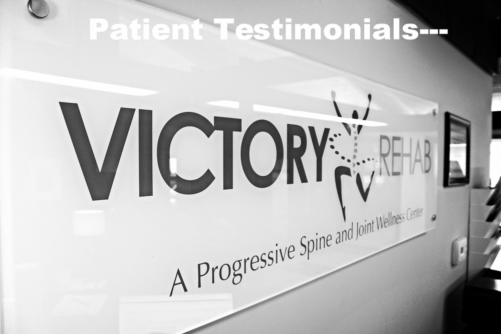Click on the picture to hear what our patients here in Naperville have to say about our chiropractic clinic