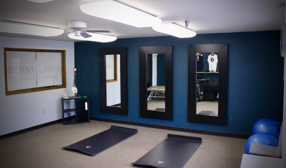 Our New Geneva Location Rehab Floor