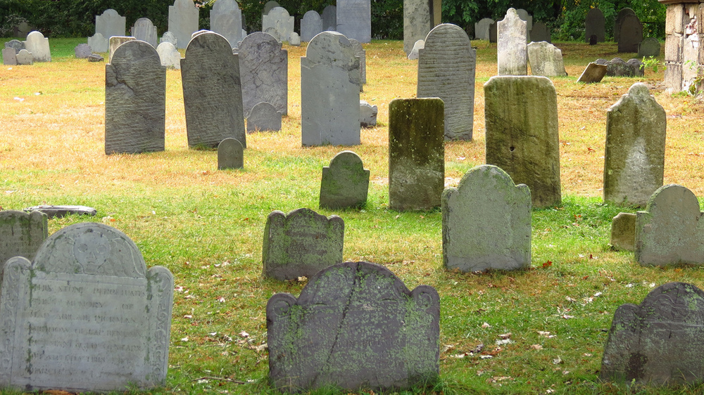 The Burying Point | Salem, MA | Photo by Robert Linsdell:http://www.flickr.com/photos/boblinsdell/11362908233/