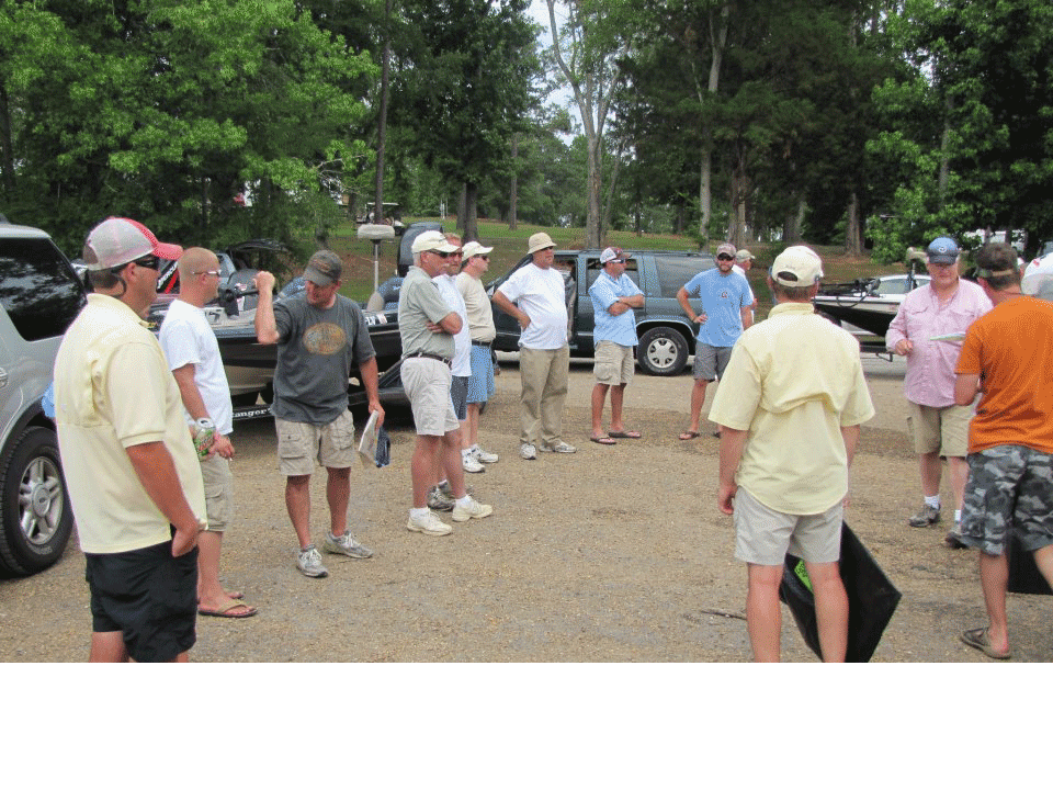M organ County Bass Club at Seibold Creek Lake Guntersville