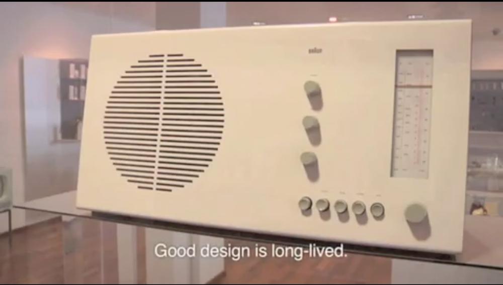 Good design is long-lived.