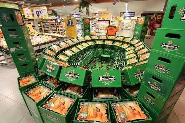 Heineken product concept