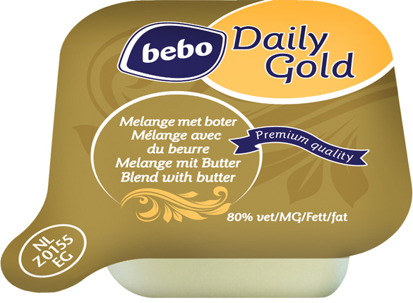 Gotogrow Bebo Gold Foodservice