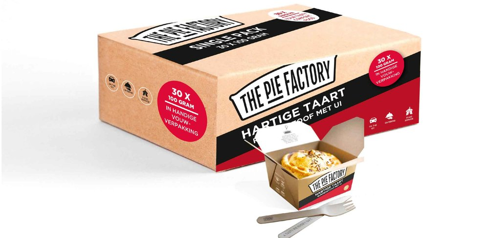 The Pie Factory - FOOD