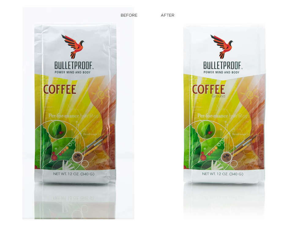 Bulletproof Coffee bag