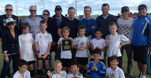 Congratulations    Runners up Point Cook Under 9