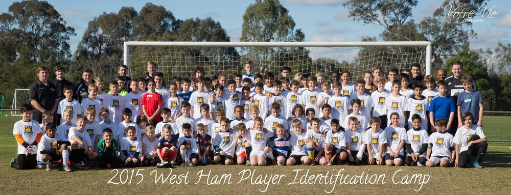 Our 2015 Player ID Camp photo!