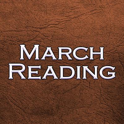 March Scriptures