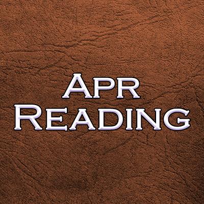 April Scriptures