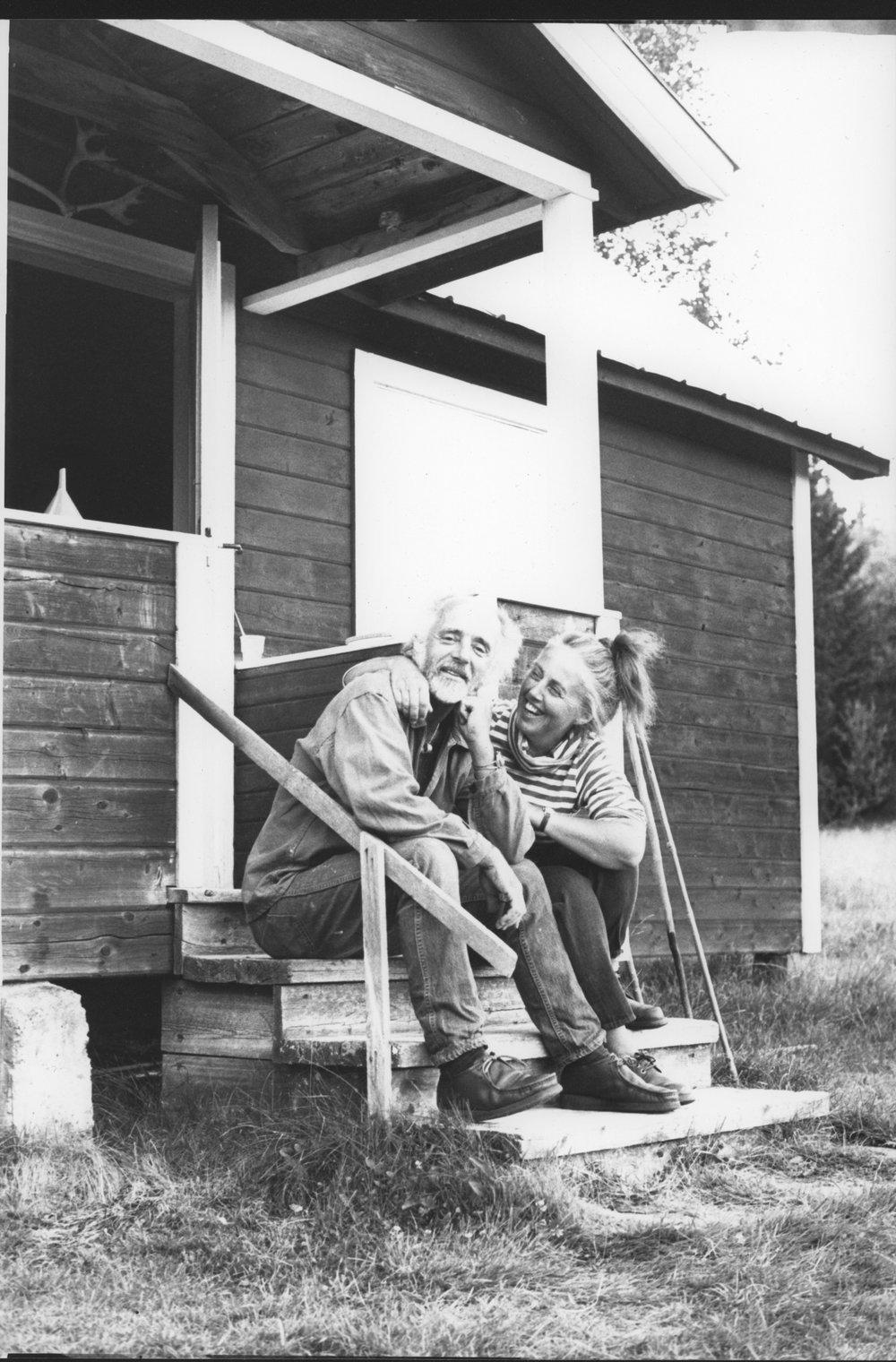 Jim & Britta Krenov