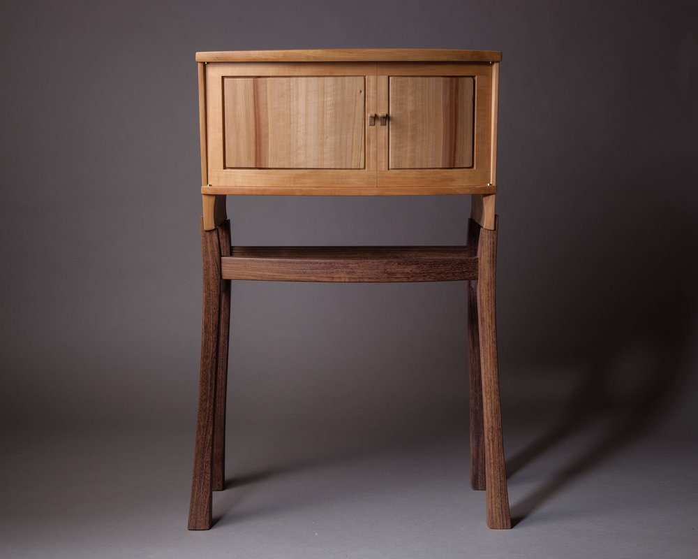 Composing Cabinet by  Jessie Lafleur  Photography by Tim Andries