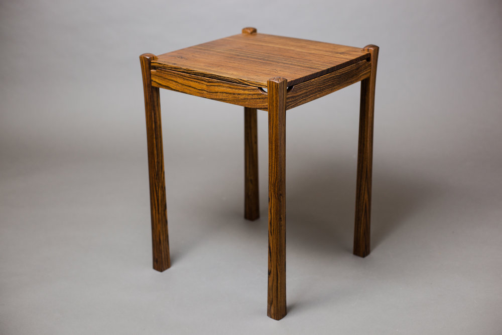 Side table by Refeal GreenblattPhotography by Tim Andries