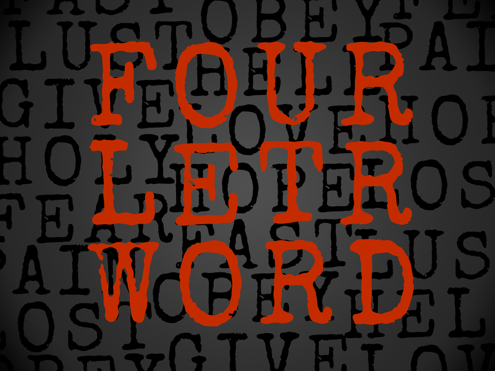 HOPE is a Four letter word — Hope Church